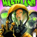 Sally of the Wasteland #5 - Cover