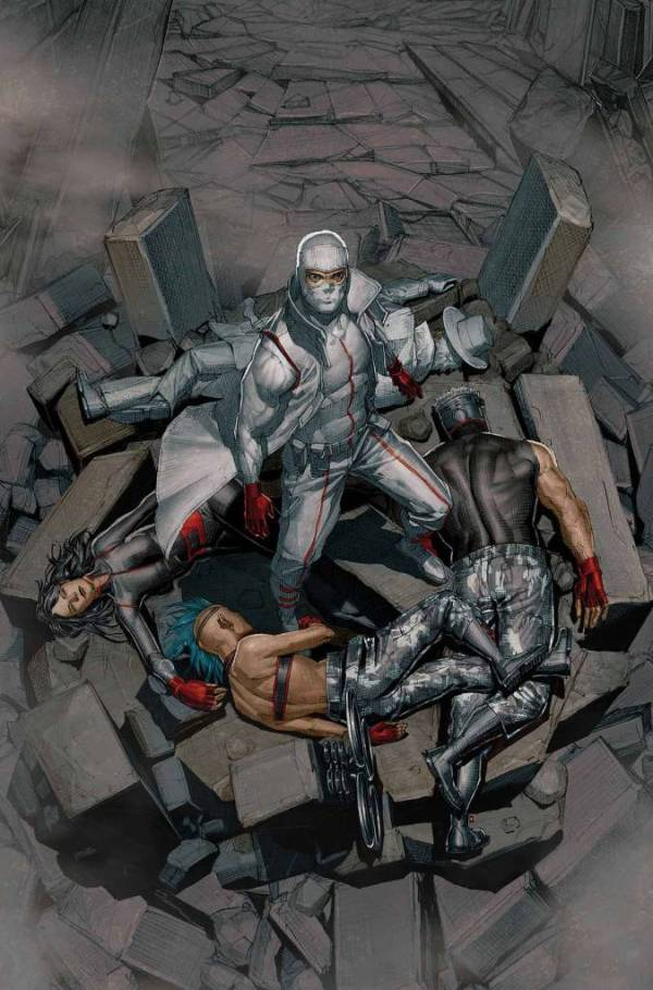 X-Force #12 (2014) - Cover