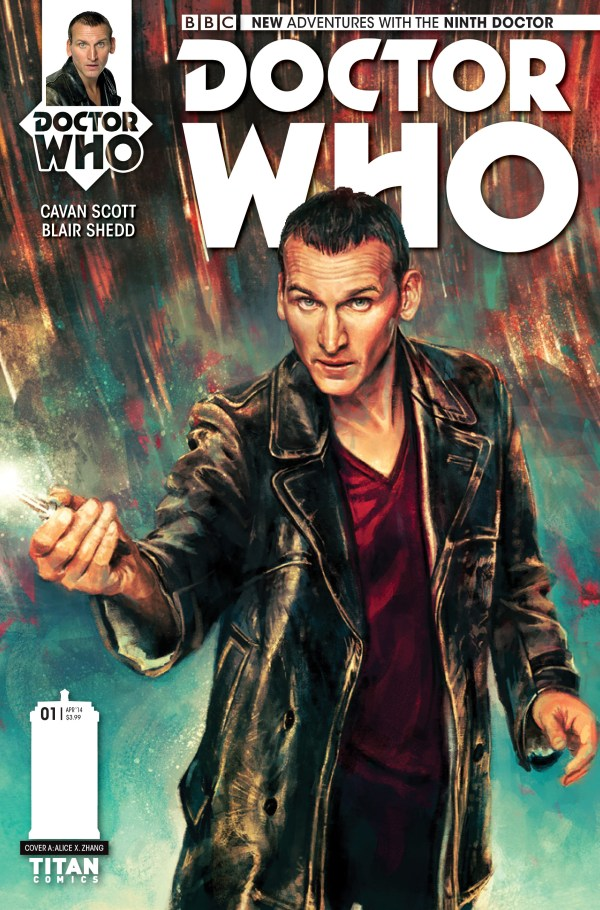 Doctor Who - Ninth Doctor Mini Series #1 - Zhang