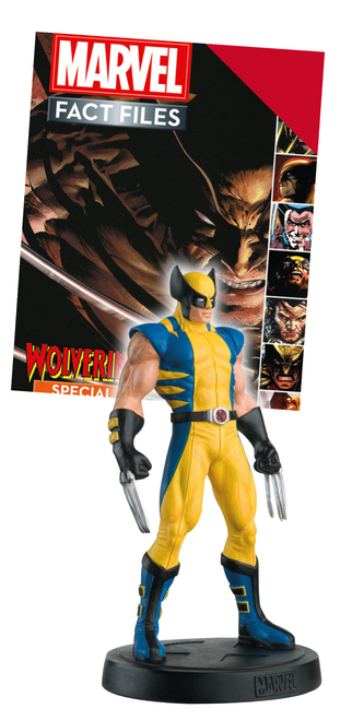 Marvel Fact Files Special #2 (Wolverine)