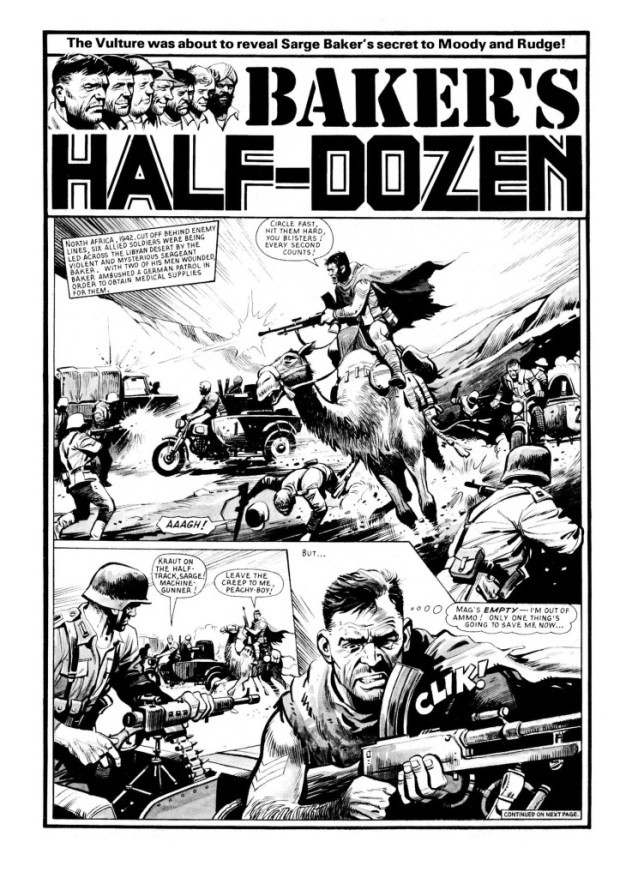 Baker's Half Dozen - Sample Page