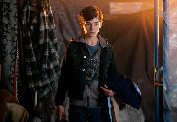 The young Bruce Wayne (David Mazouz) in Gotham: LoveCraft