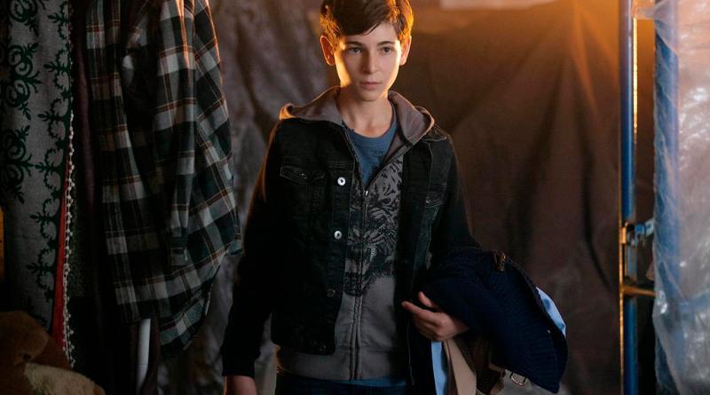 The young Bruce Wayne (David Mazouz) in Gotham: LoveCraft