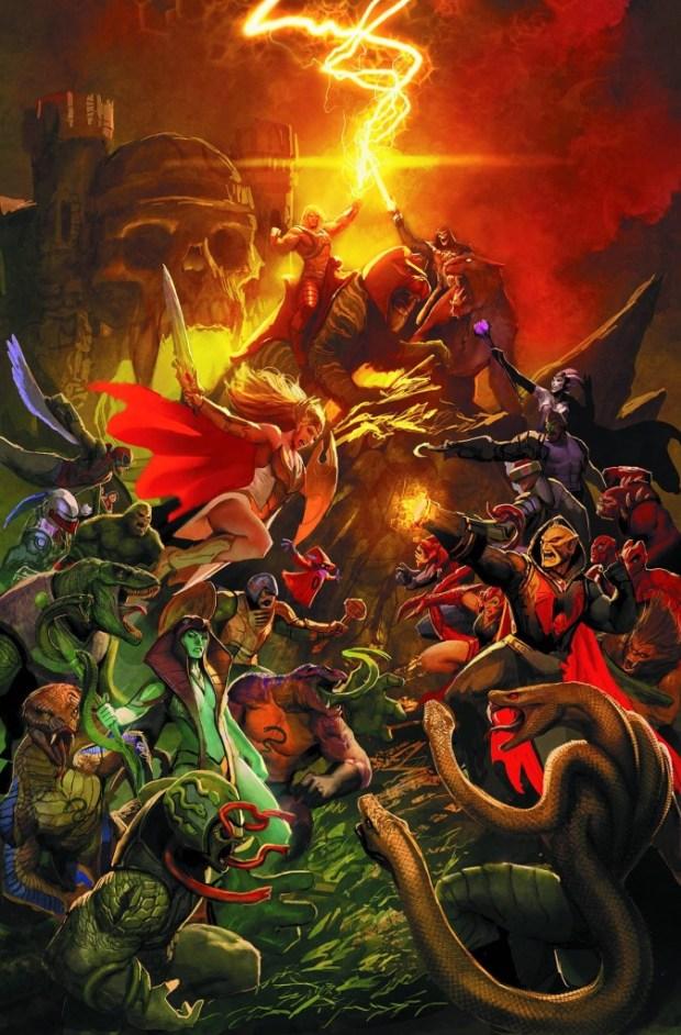 He-Man The Eternity War #1