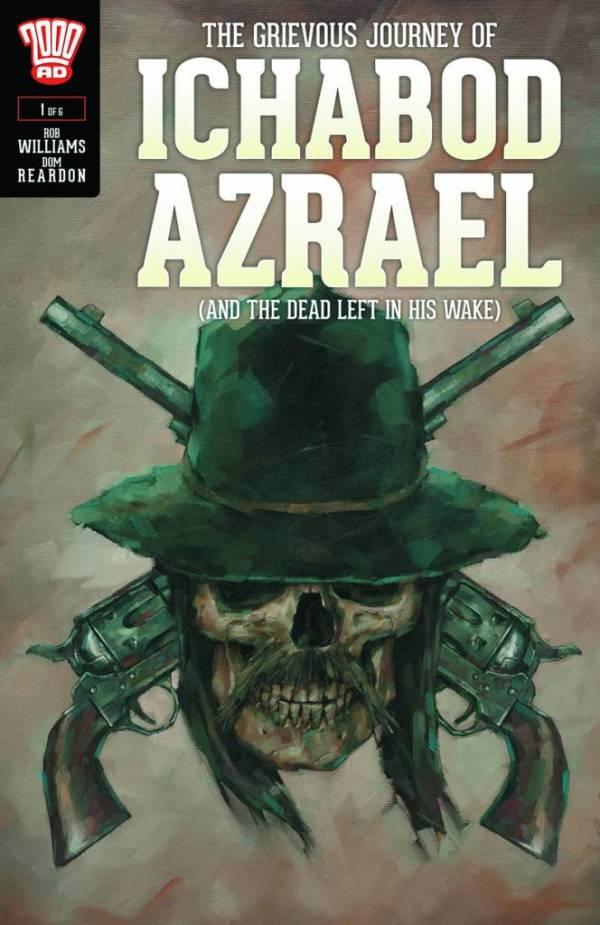 Ichabod Azarael 1 - Cover