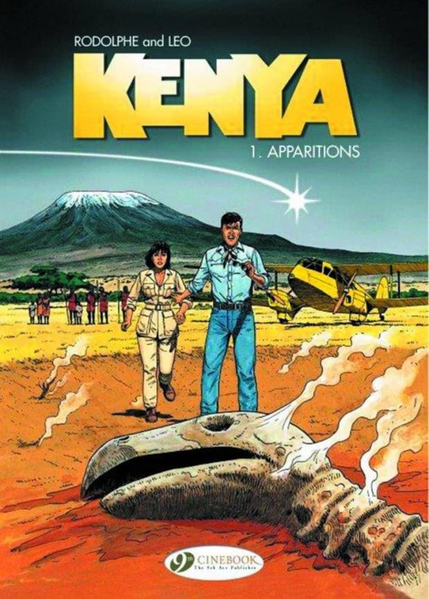 Kenya Volume 1 Apparitions GN