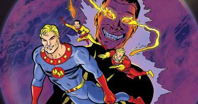 Miracleman Annual #1 - Jeff Smith Cover