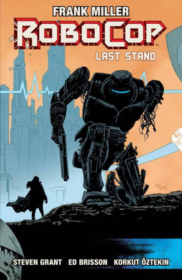 Robocop Volume 3 Trade Paperback