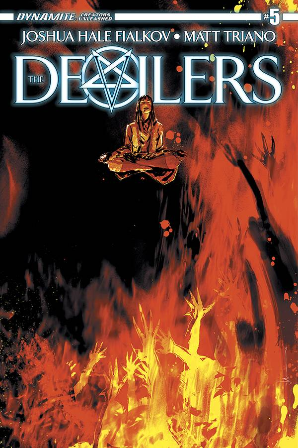 Devilers #5 (Of 7) (Cover A Jock)