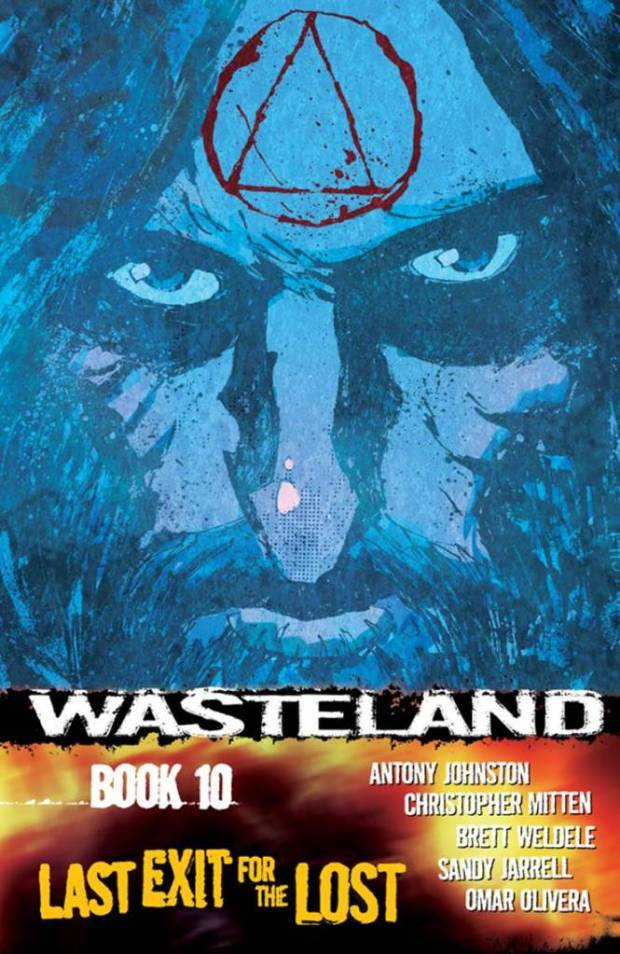 Wasteland TPB Volume 10