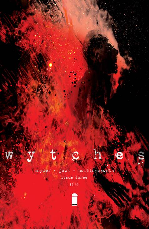 Wytches 3 - Cover