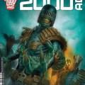 2000AD Prog 1915 - Cover