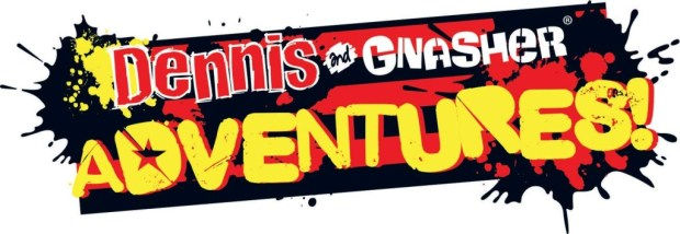 Dennis & Gnasher Adventures App Logo
