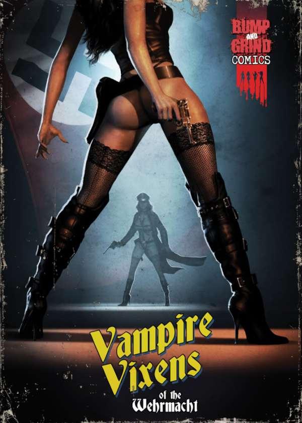 Vampire Vixens of the Wehrmacht