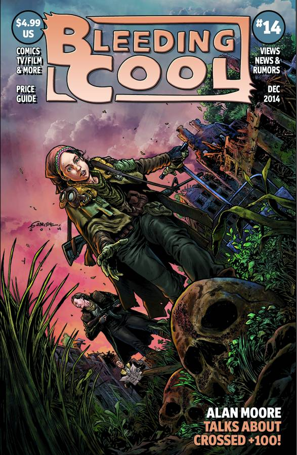 Bleeding Cool Magazine #14