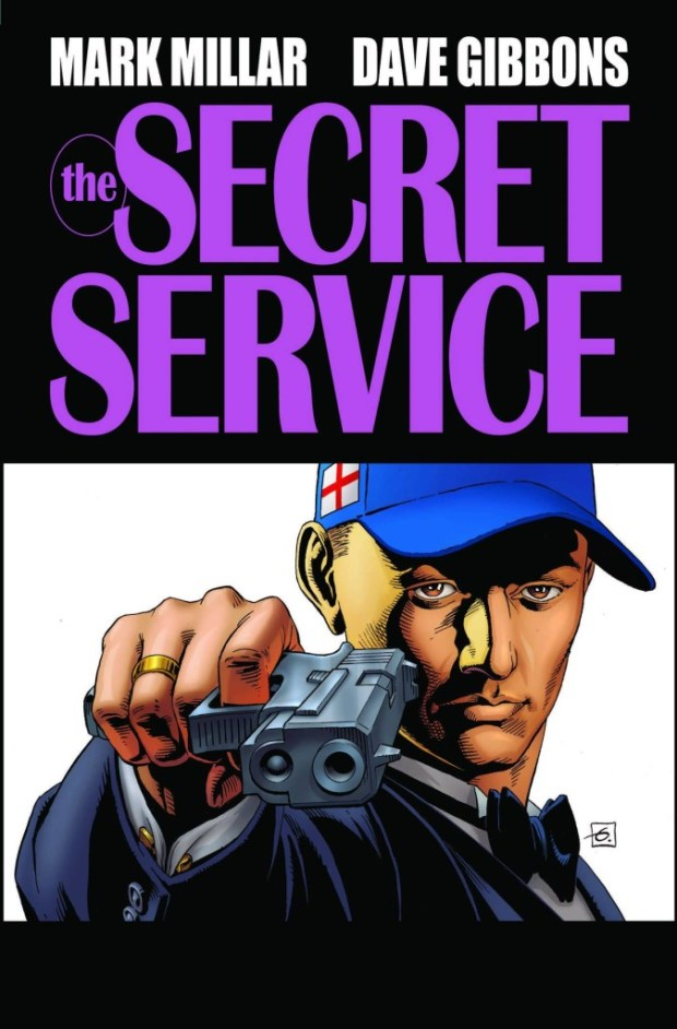 Secret Service Trade paperback