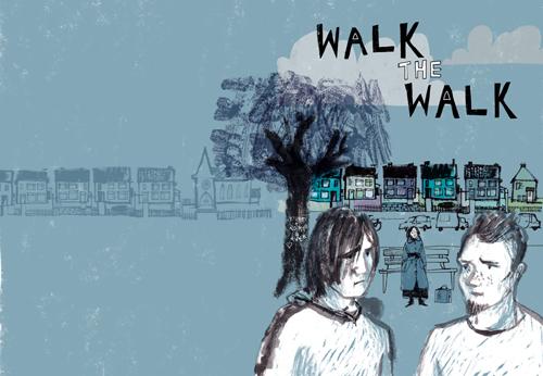 Walk the Walk Cover