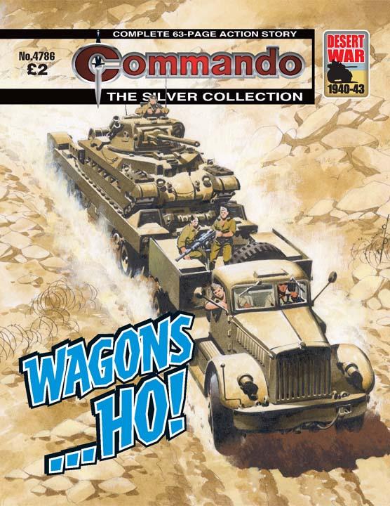 Commando 4786
