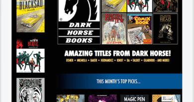 Dark Horse on SEQUENTIAL