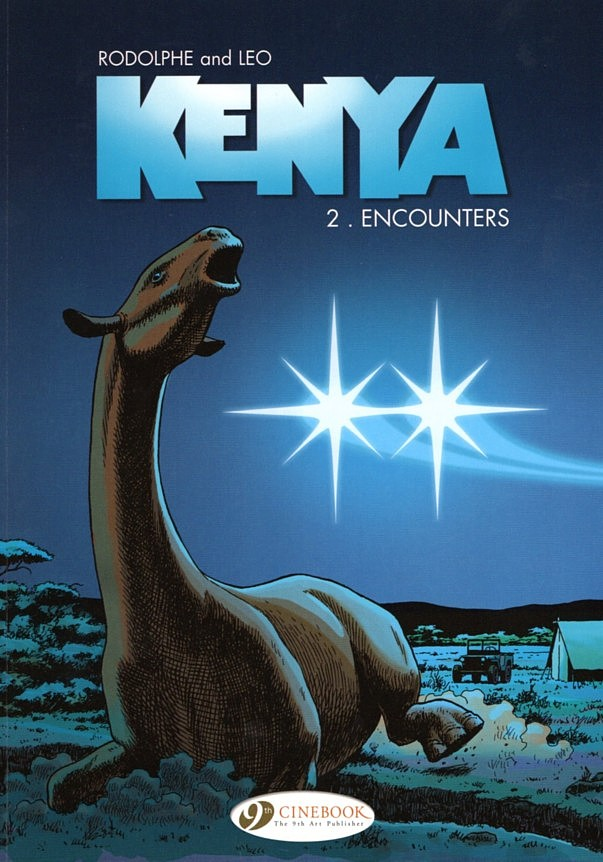 Kenya Volume 2: Encounters