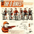 """An introduction to """"The Q-Bikes"""", drawn by Andy Hutton. © DC Thomson"""