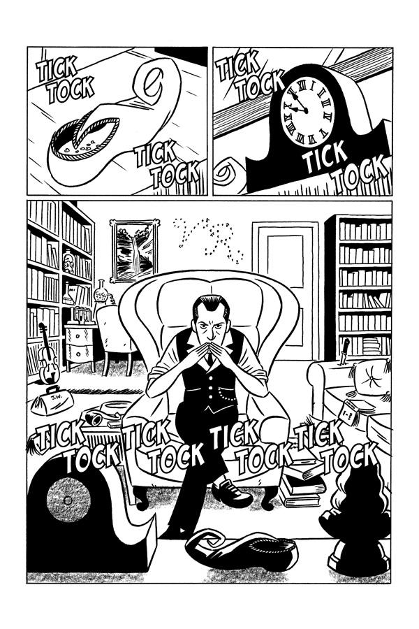 Chris Doherty - Sherlock Holmes - Page 1