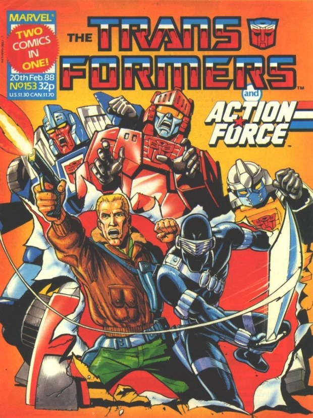 Transformers UK Issue 153