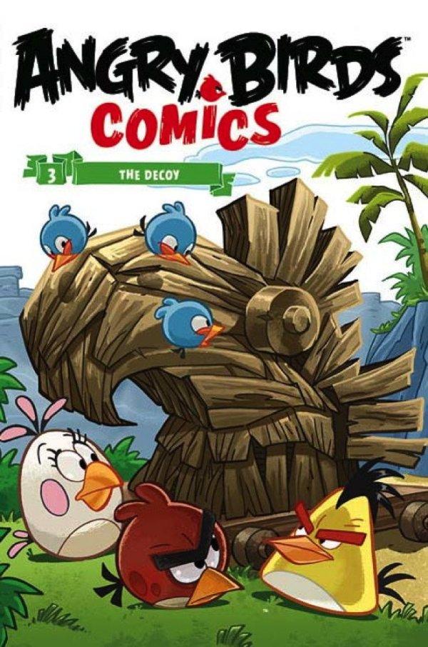 Angry Birds Volume 3 - The Decoy