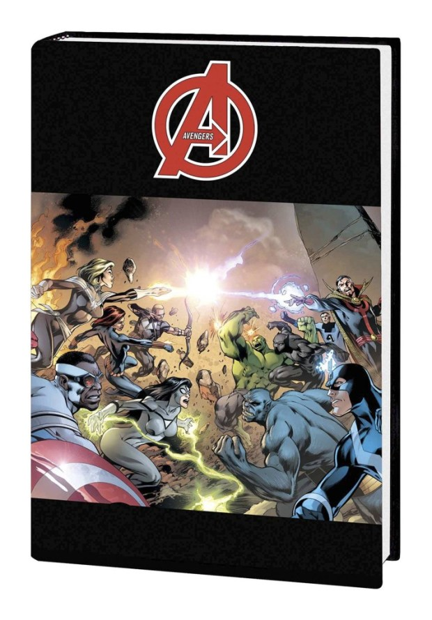 Avengers Time Runs Out Premiere Hard Cover Volume 29