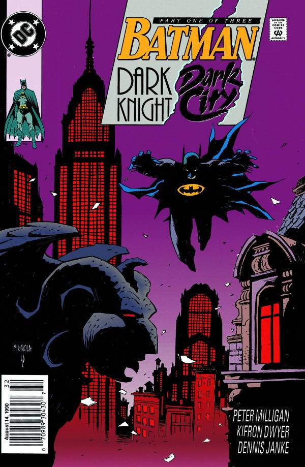 Batman: Dark Night, Dark City Trade Paperback