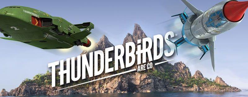 BeyondTheStory: Thunderbirds Are Go Promotional Image