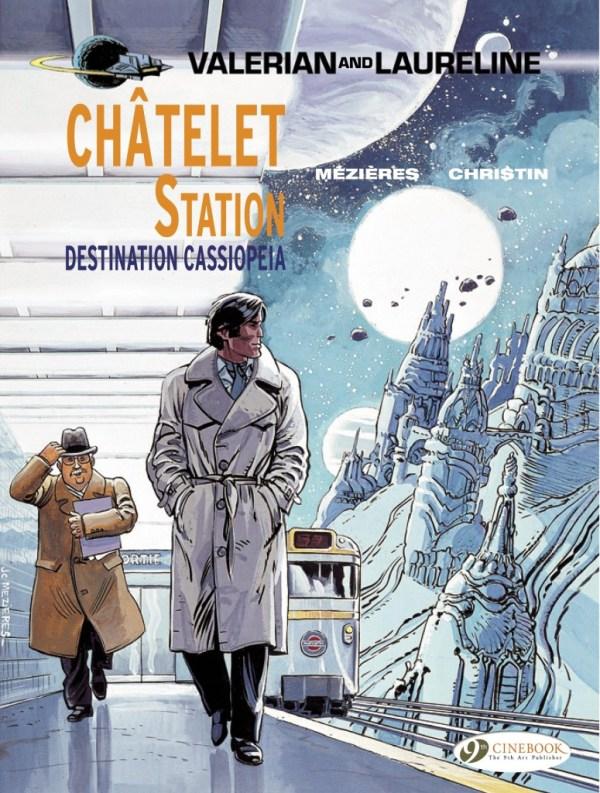 Valerian Volume 9 : Chatelet Station, Destination Cassiopeia