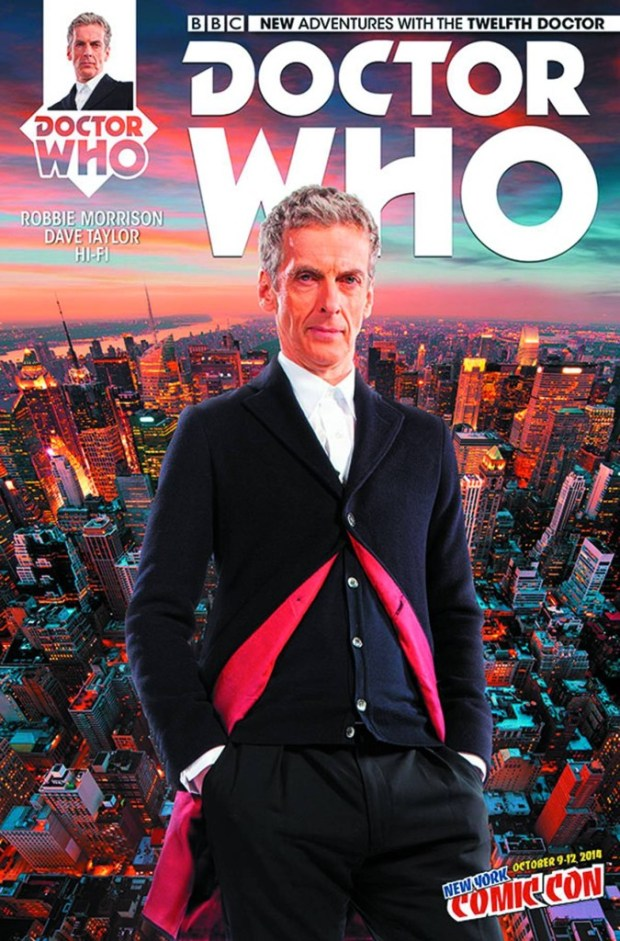 Doctor Who: Twelfth Doctor #1 NYCC Exclusive