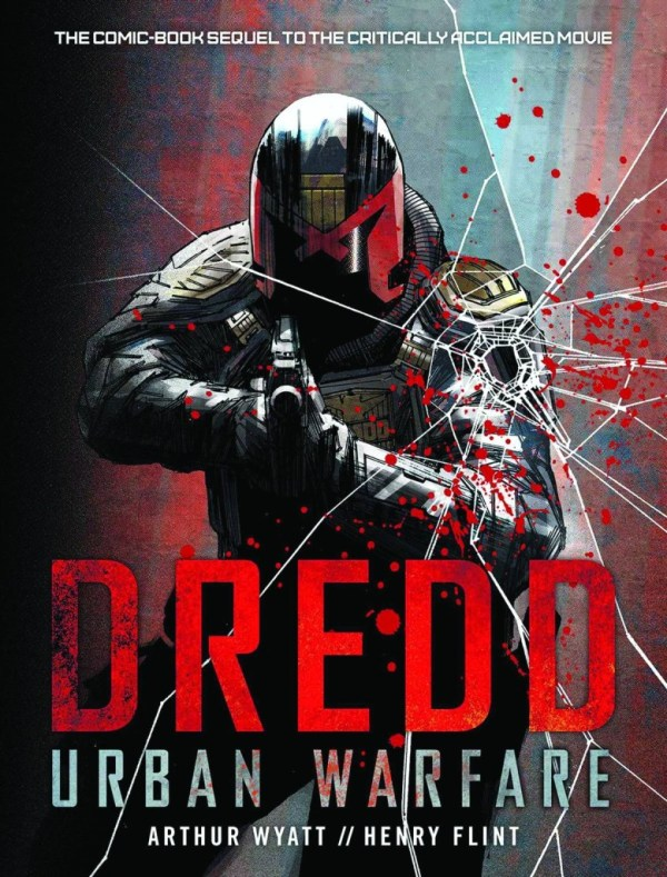 Dredd:Urban Warfare Hard Cover