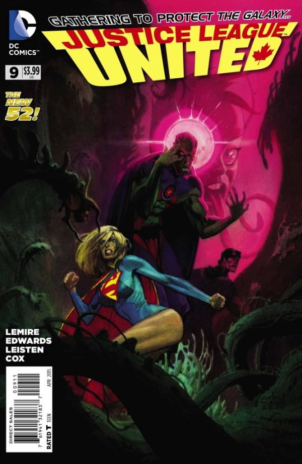 Justice League United #9