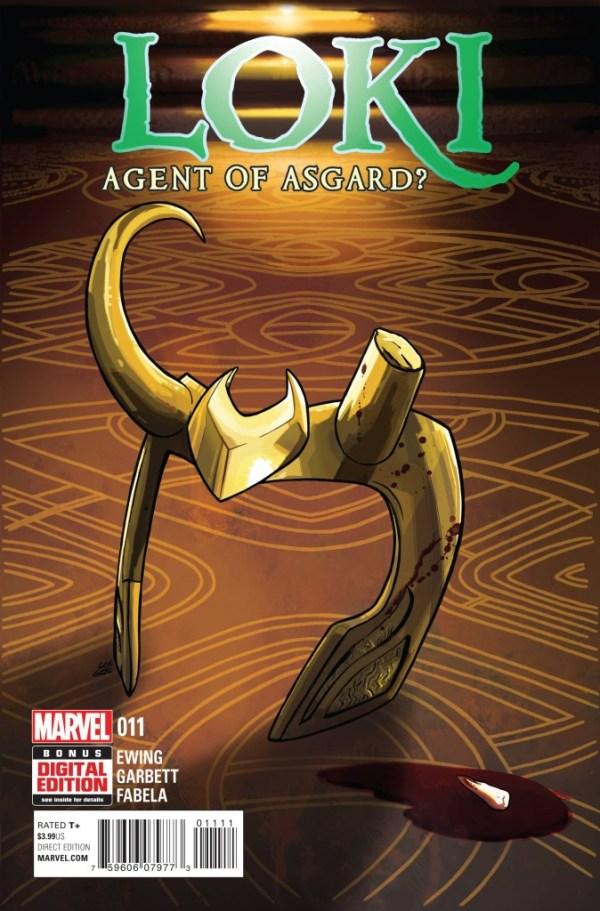 Loki Agent Of Asgard #11