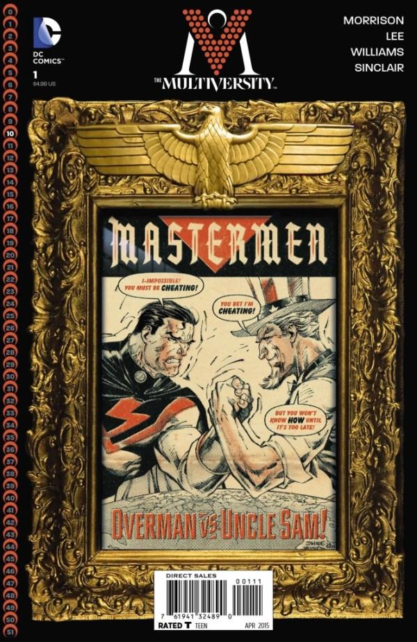 Multiversity Mastermen #1