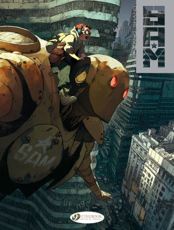 Sam Volume 2: Robot Hunters