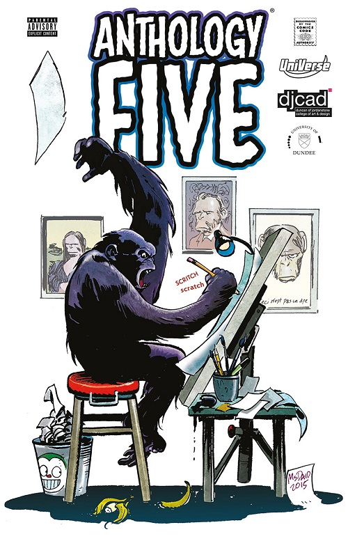 Anthology Five Cover