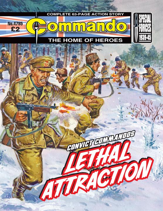 Commando 4795