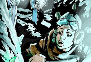 Crucible: Sylvana in Deep Stone