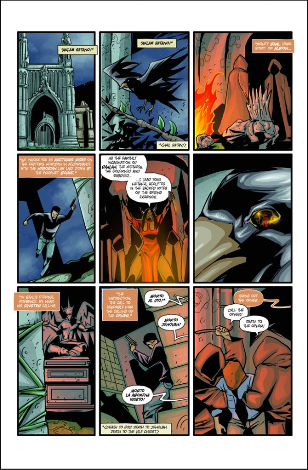 DIS #1 Page 1 - Preview