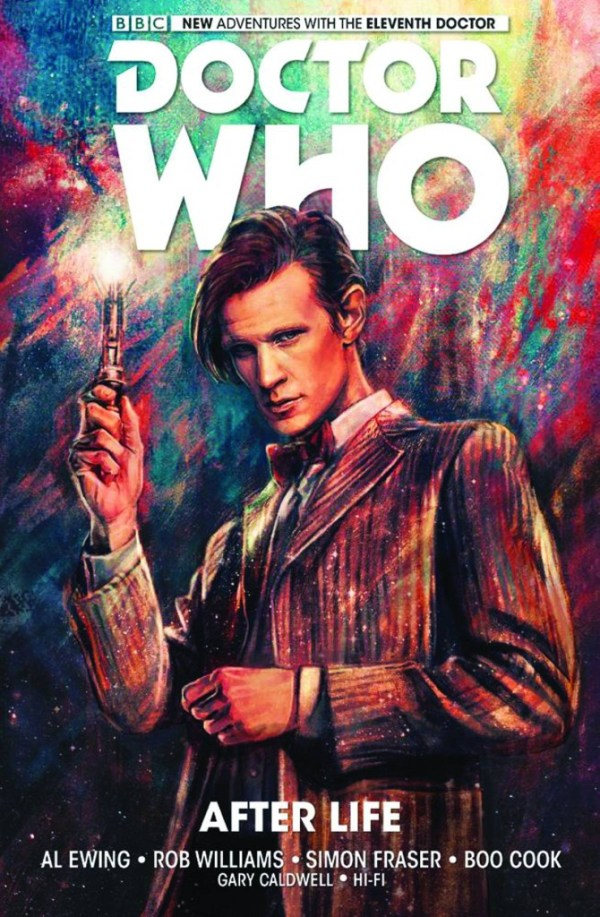Doctor Who: The Eleventh Doctor Hard Cover Volume 1 After Life