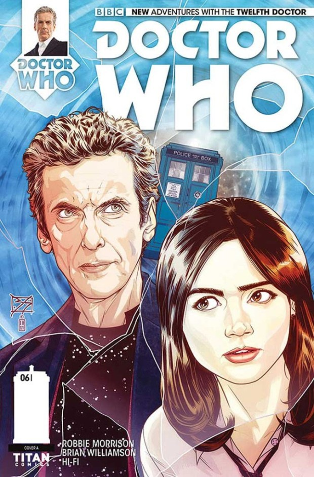 Doctor Who: The Twelfth Doctor #6 - Cover A