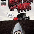 The Red Mask From Mars - Issue 2
