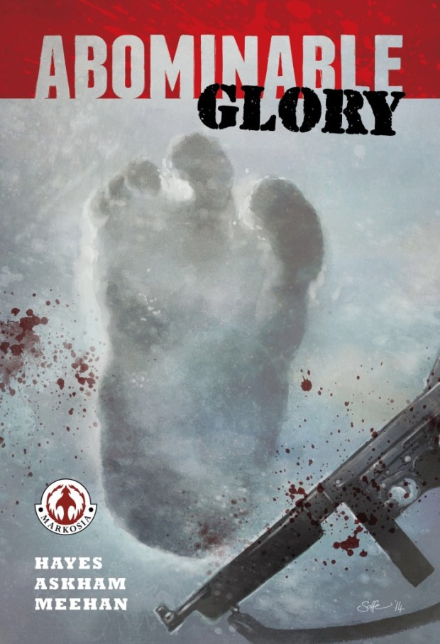 Abominable Glory - Cover