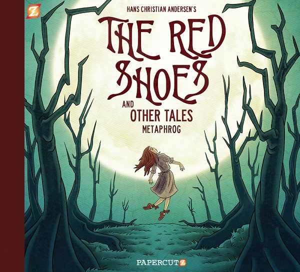 Red Shoes Cover Small