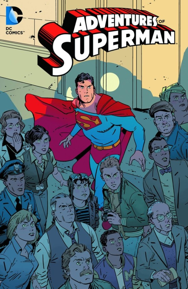 Adventures Of Superman Trade Paperback Volume 3
