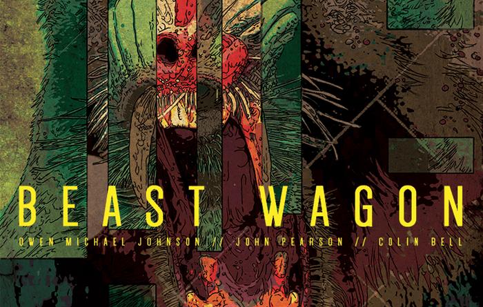 Beast Wagon #1 - Cover