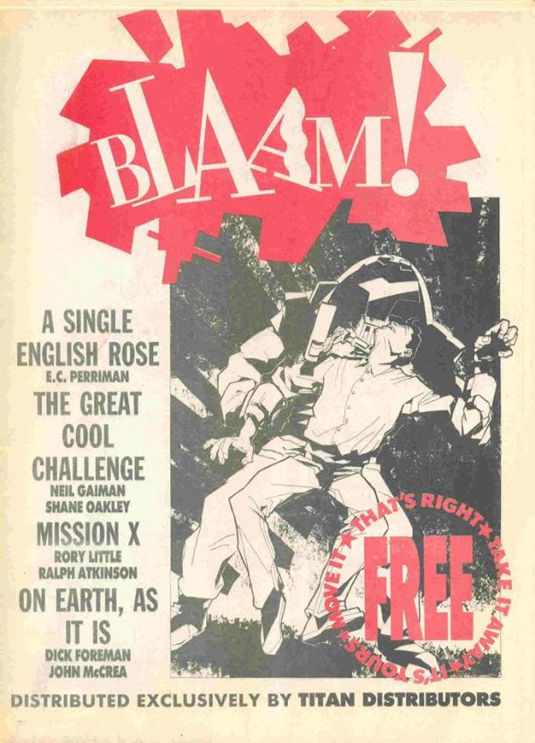 Blaam! Issue One